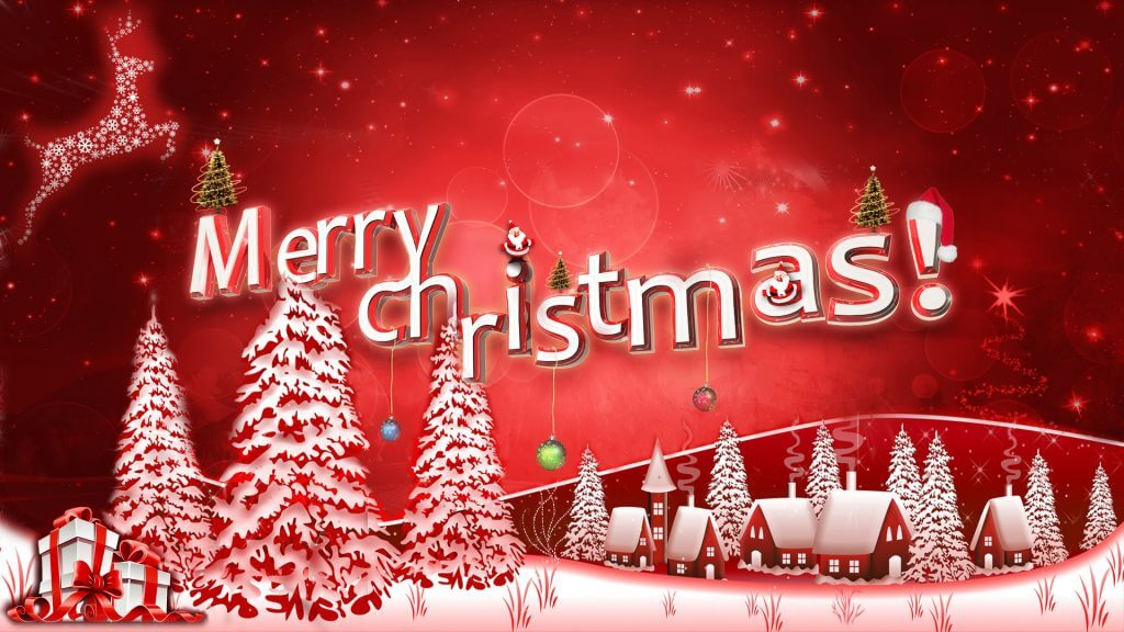 Merry Christmas Wishes for Teacher