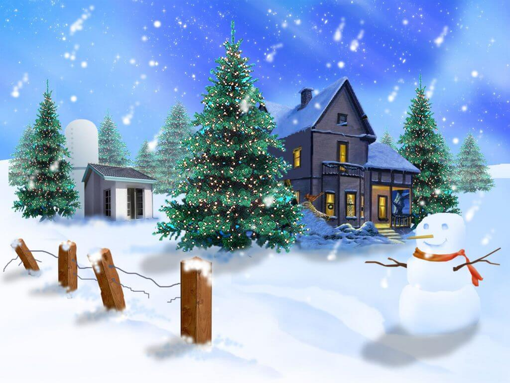 merry christmas images for family