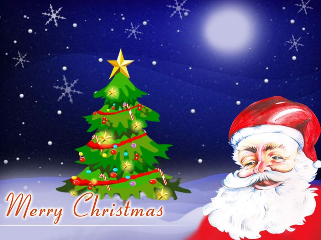 merry christmas images for friend