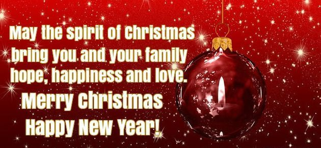 Merry Christmas 2019 Wishes Images