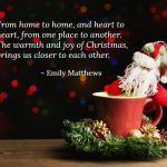 Christmas Quotes and Sayings for Friends and Family