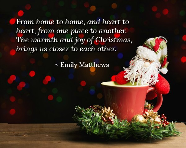 Christmas Quotes Images