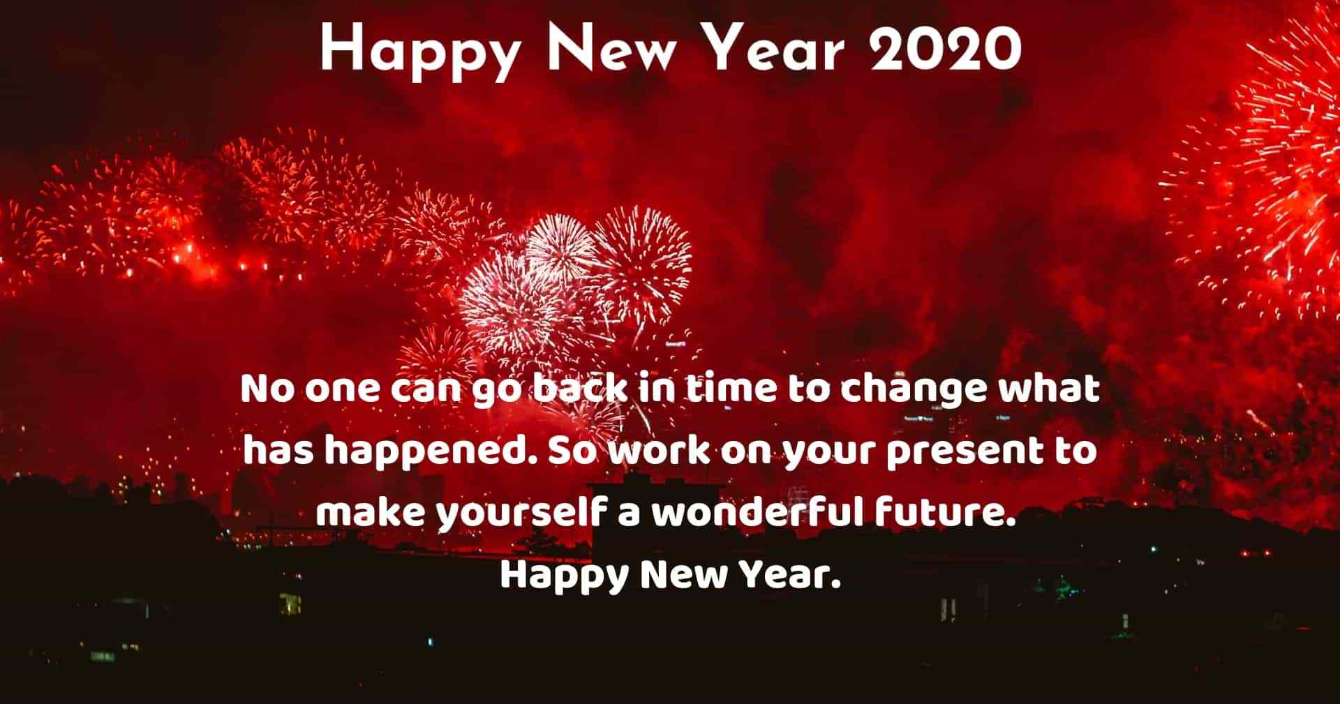 Happy New Year 2020 Wishes for Everyone