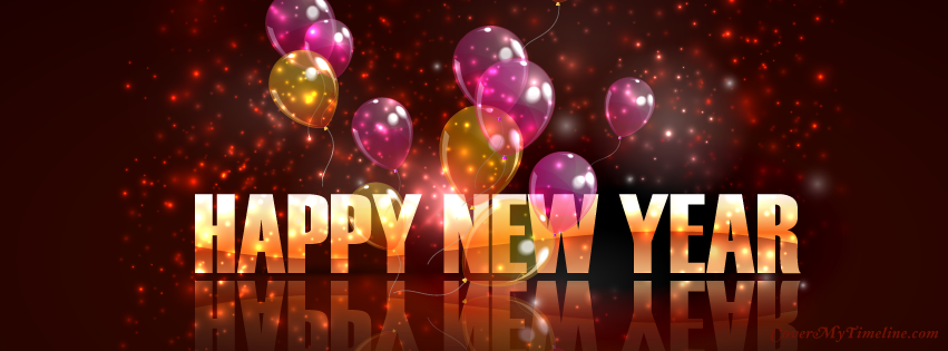 Happy New Year Facebook Timeline Pictures Free