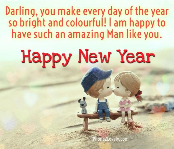 Happy New Year Quotes For Boyfriend
