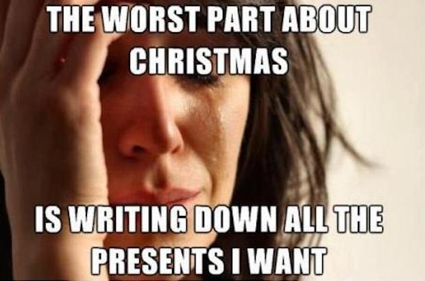 Hilarious Christmas Memes