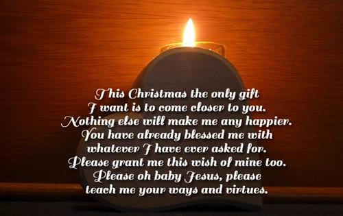 Merry Christmas Prayers
