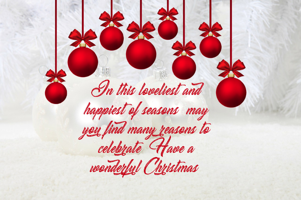 Merry Christmas Quotes 2020 Messages