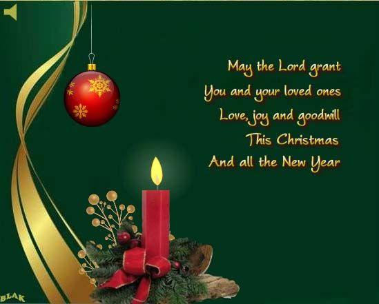 Merry Christmas Sayings For WhatsApp