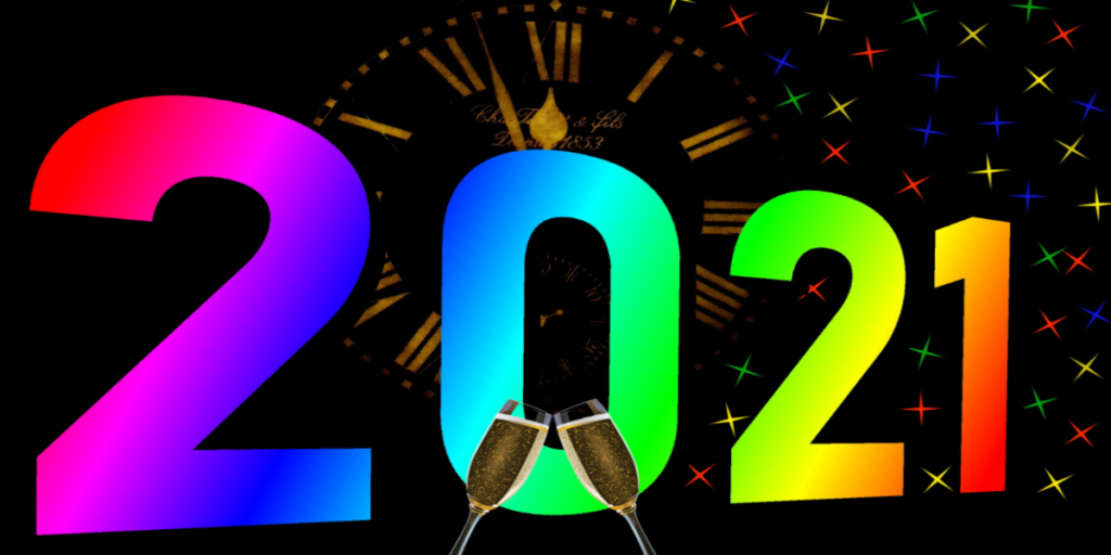 New Year 2021 Facebook Profile Photo
