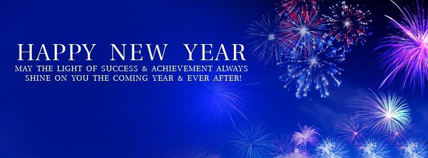 New Year Photos for Facebook Cover