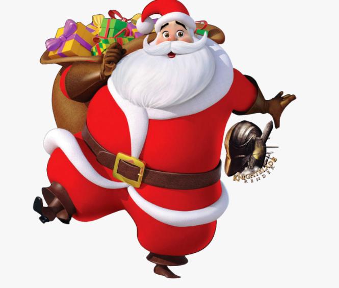 Santa Claus Images Clipart