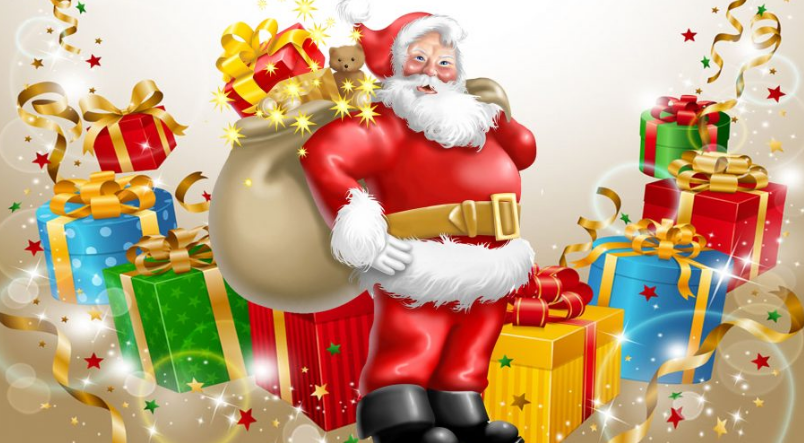 Santa Claus Photos for Merry Christmas