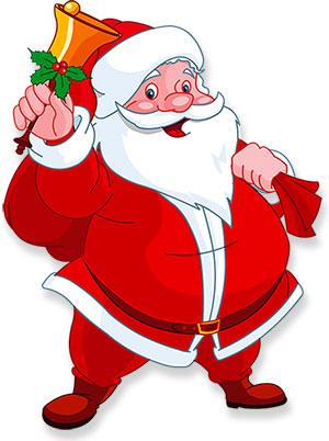 Santa Clause Clipart Images