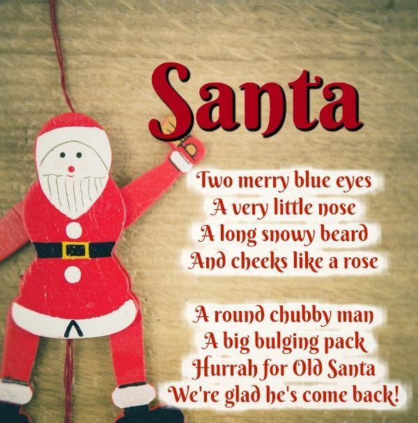 Short Christmas Poems For Family