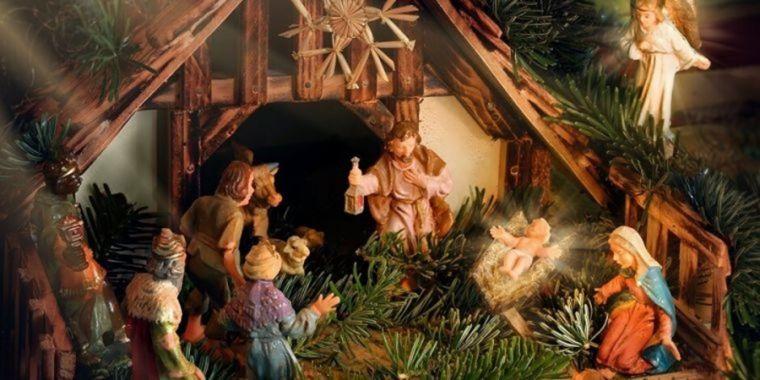 christmas jesus christ images