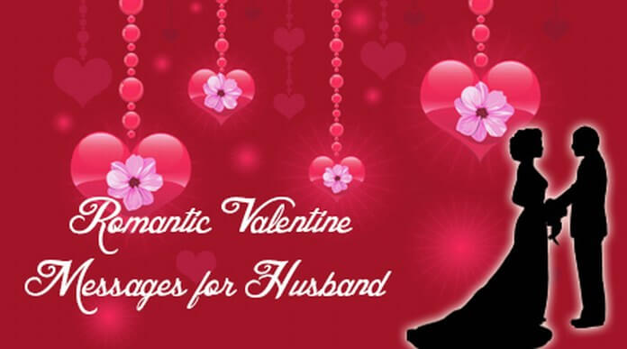 Romantic Husband Valentine Quotes