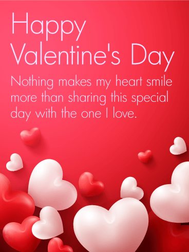 Valentines Day Wishes to Others