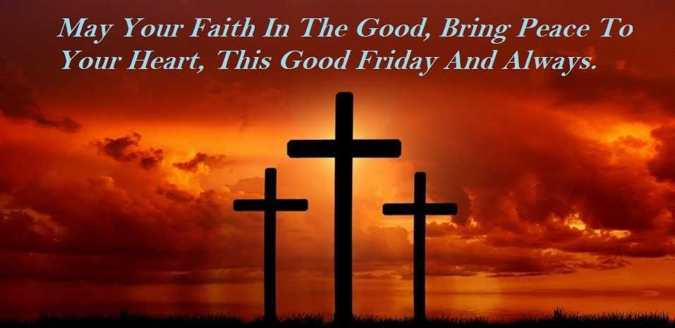 Happy Good Friday Greetings Cards