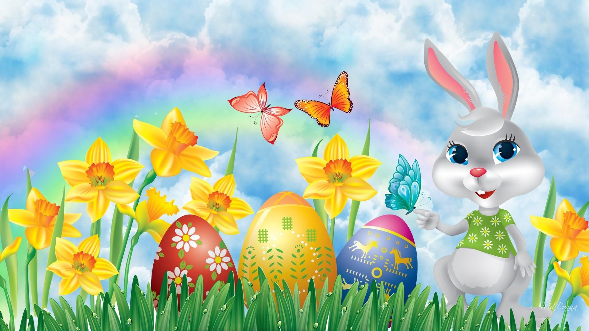 happy easter wallpaper download