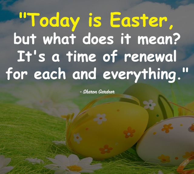 happy easter quotes religious