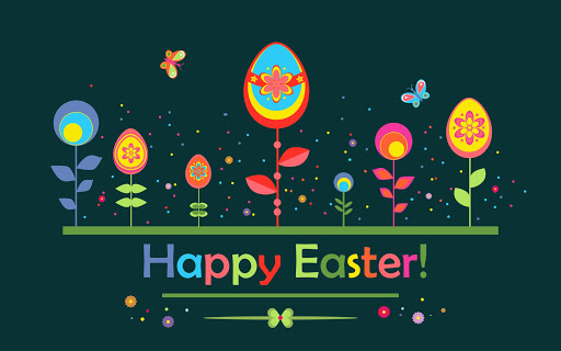 happy easter wallpaper free download