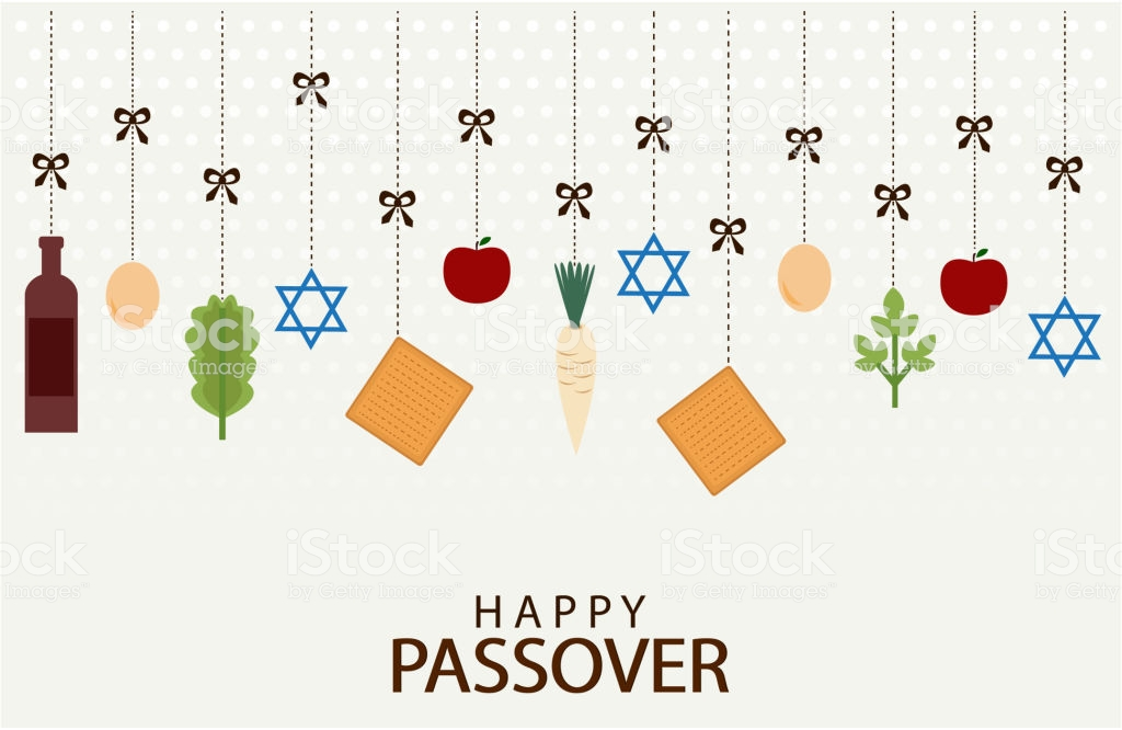 Happy Passover Greetings
