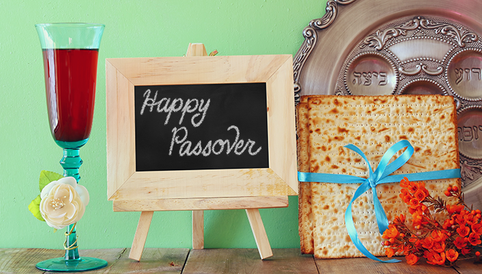 Happy Passover Wallpaper