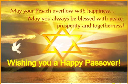 Happy Passover Wishes Quotes