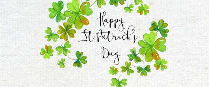 St Patricks Day Greetings for Cards