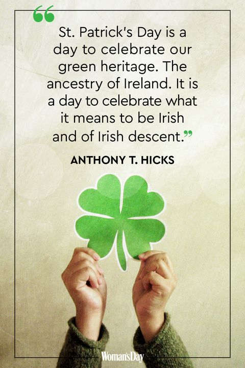 St Patricks Day Quotes 2020
