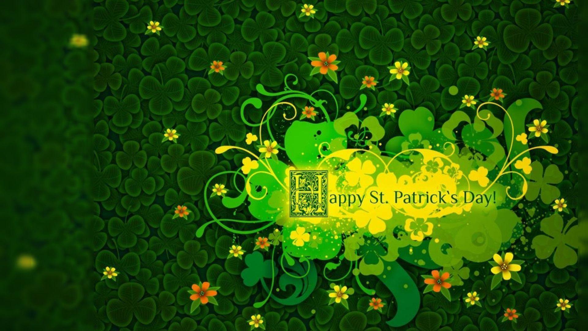 St Patricks Day Wallpaper