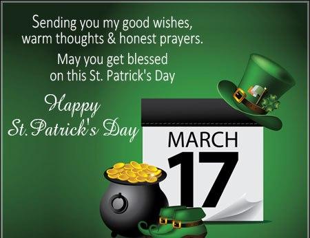 St Patricks Day Wishes