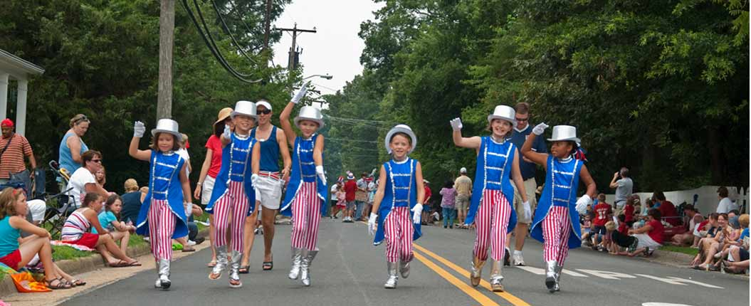 4th of July Parade Near Me 2020