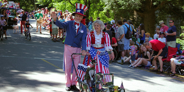 4th of July Parade Near Me
