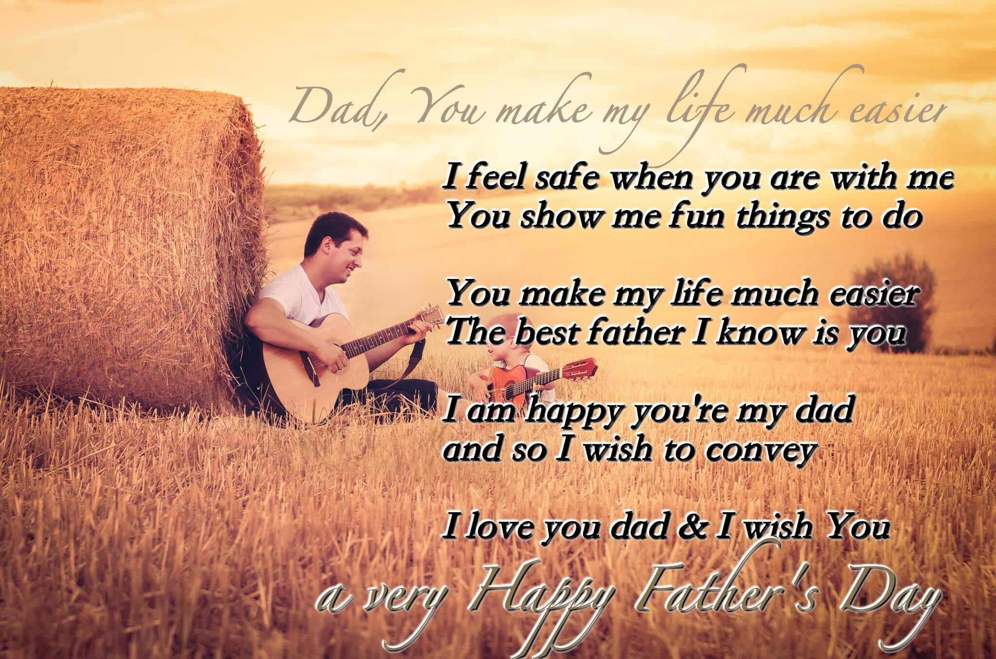 Episode Happy Fathers Day Poems From Daughter About Quote