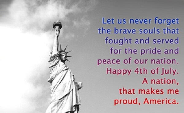 Happy 4th Of July Messages Cards on Pinterest