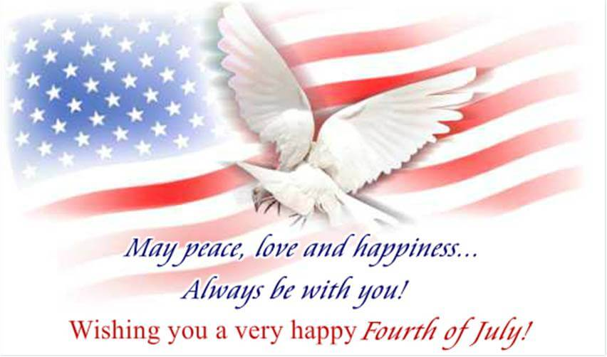 Happy Fourth of July Quotes Messages