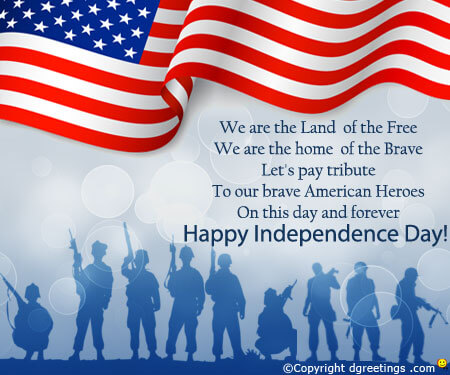 Happy Independence Day Quotes for Family