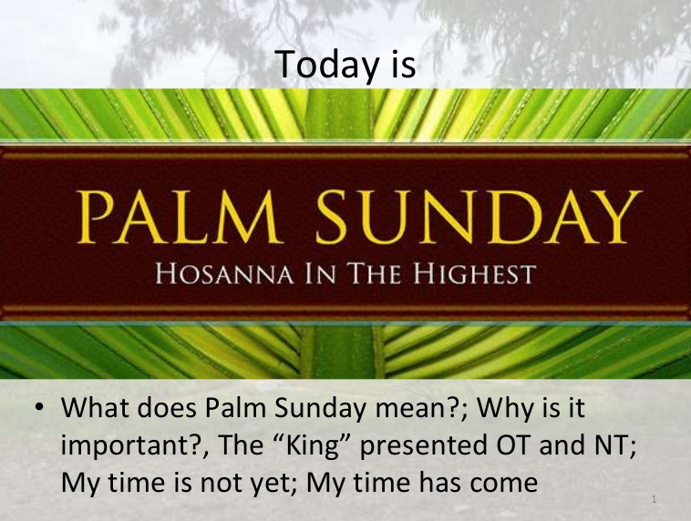 Happy Palm Sunday Messages, Quotes and Wishes 2021 with Images Pictures Photos HD Wallpapers Free Download 1