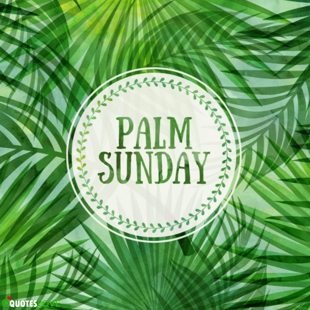 Happy Palm Sunday Messages, Quotes and Wishes 2021 with Images Pictures Photos HD Wallpapers Free Download 8