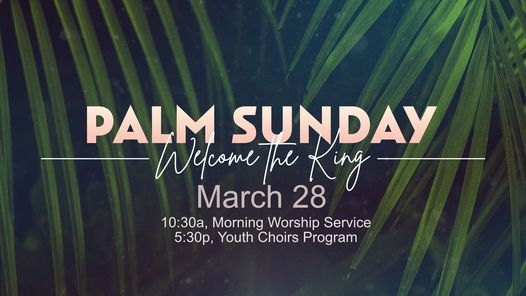 Happy Palm Sunday Messages, Quotes and Wishes 2021 with Images Pictures Photos HD Wallpapers Free Download 3