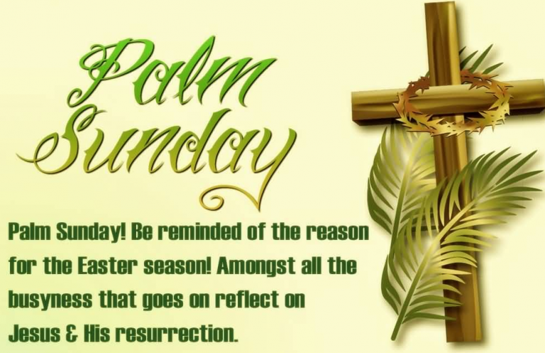 Happy Palm Sunday Messages, Quotes and Wishes 2021 with Images Pictures Photos HD Wallpapers Free Download 6