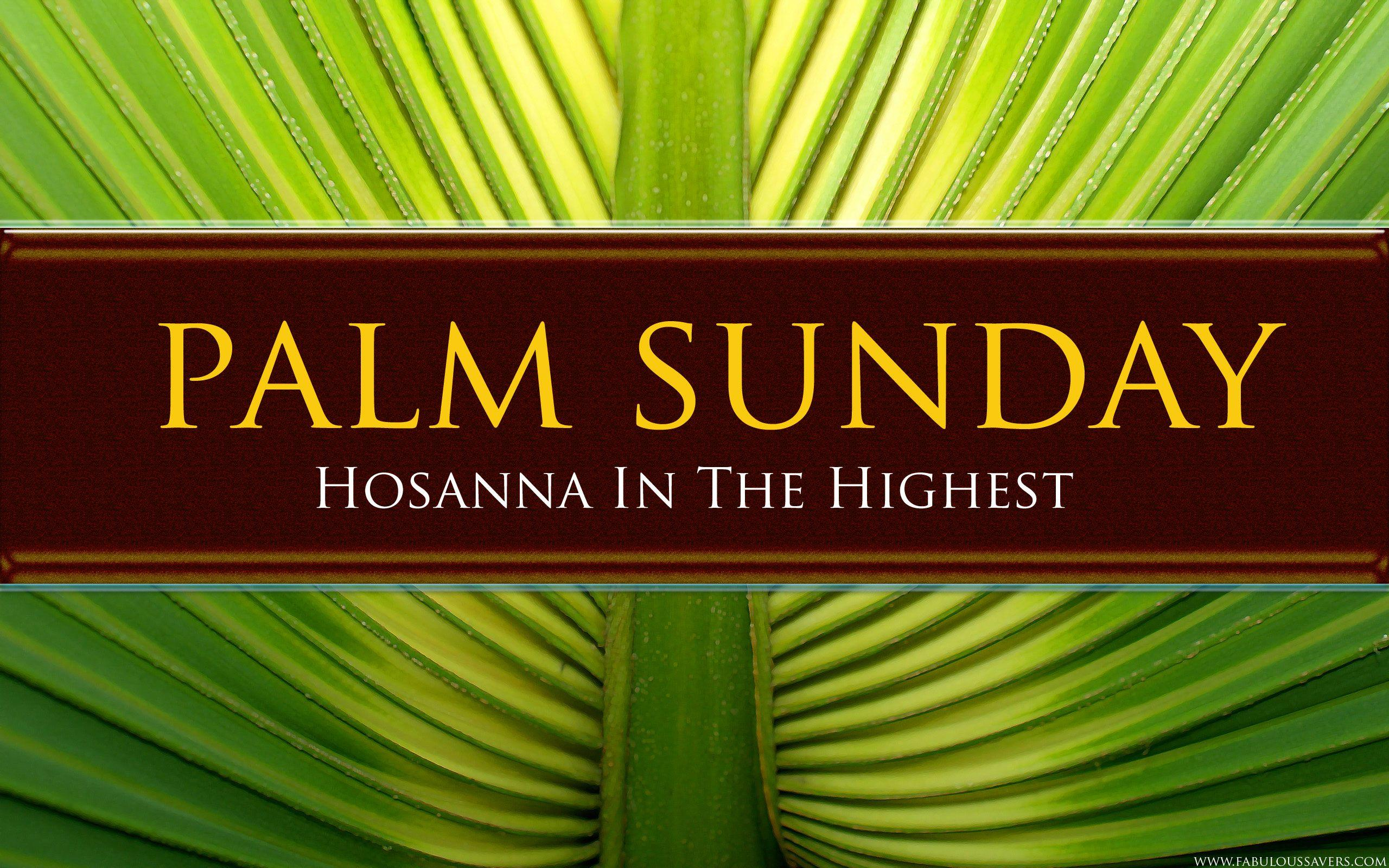 Happy Palm Sunday Messages, Quotes and Wishes 2021 with Images Pictures Photos HD Wallpapers Free Download 15