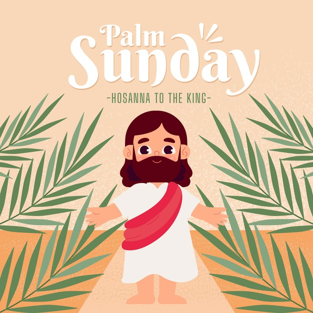 Happy Palm Sunday Messages, Quotes and Wishes 2021 with Images Pictures Photos HD Wallpapers Free Download 11